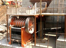 500t/h Iron Ore Crushing Production line in South Africa