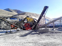 South Africa Stone Crushing Plant