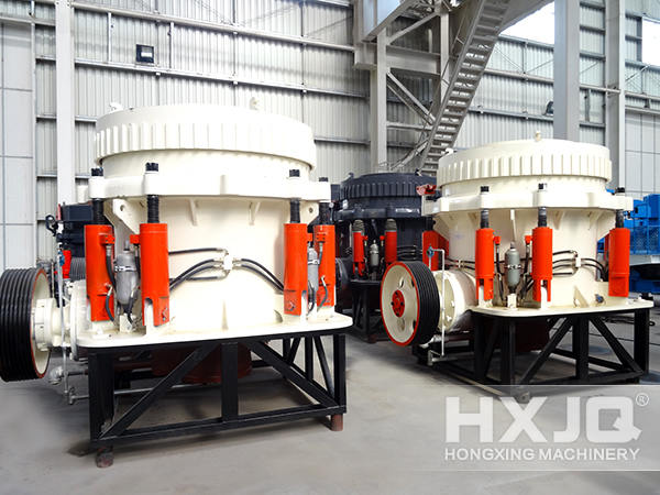 cone crusher is a miracle in
